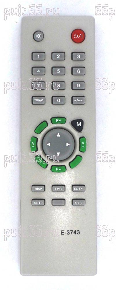 Этот пульт подходит к следующей аппаратуре:ERISSON телевизор TV-2102 ERISSON телевизор TV-21F2.  350.
