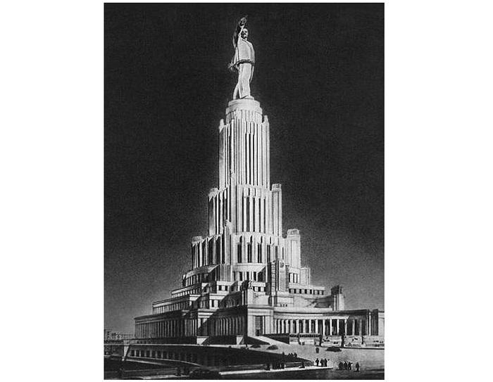 Москва глазами сталинских архитекторов