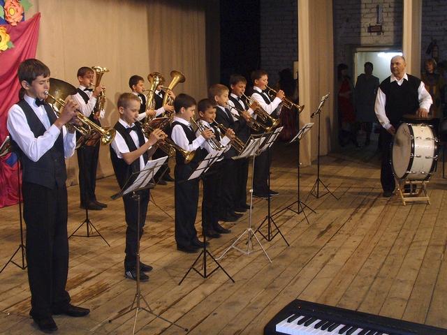 Духовой оркестр-2013