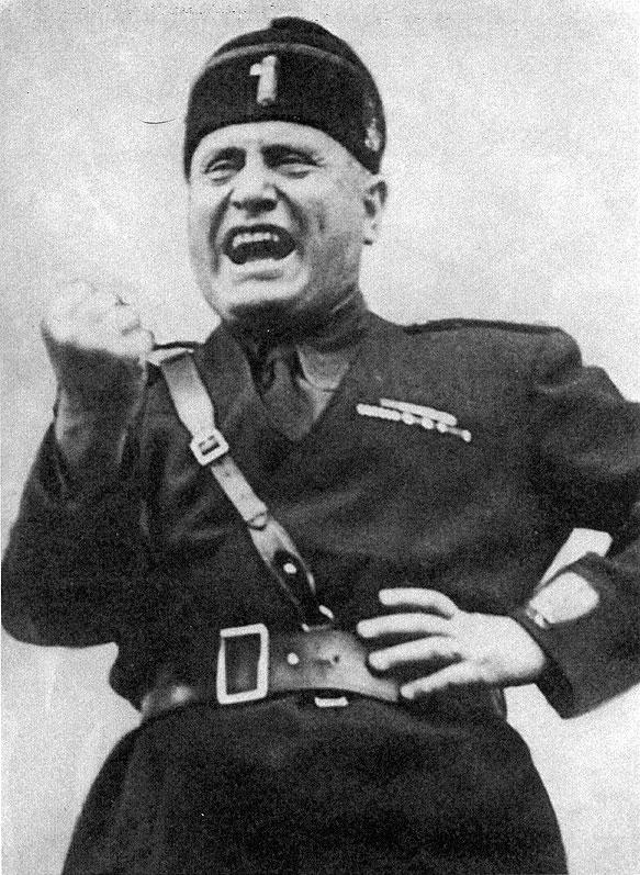 Италия в войне.