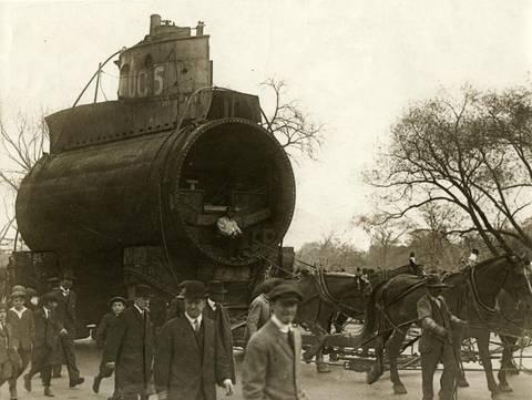 Фото и другие изображения Первой мировой войны