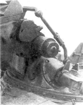 Т-80У («Объект 219АС») - основной боевой танк 8jKR4