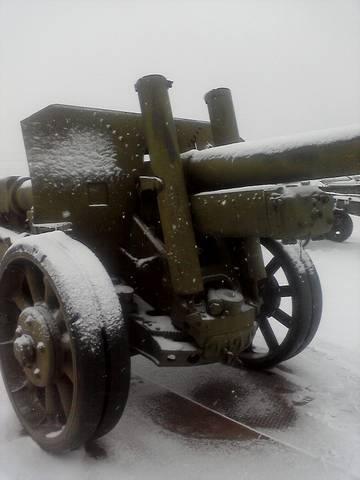 М-75 - 107-мм противотанковая пушка (опытная) OvXPl