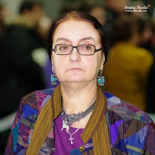 Марина Островская