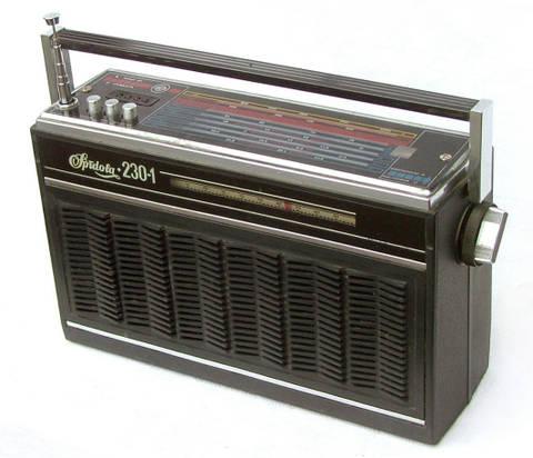 Радиоприёмник 2 класса ''