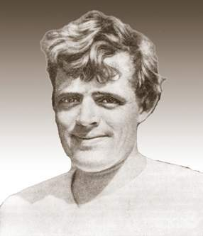 "Джек Лондон  John Griffith ""Jack"" London"