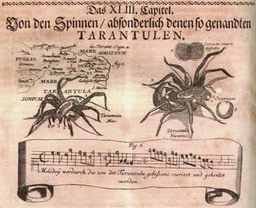 Тарантелла