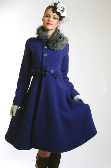 """Пальто от Diana Pavlovskaya: женственная весна. - Look At Me - Посты - поток """"Мода"""""""