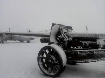 М-75 - 107-мм противотанковая пушка (опытная) Nohrs