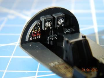 "Me P.1099B (""Revell"" 1:72) в рамках GB ""Luftwaffe 1933-1945"""