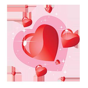 Февраль - месяц любви на Кроссе!