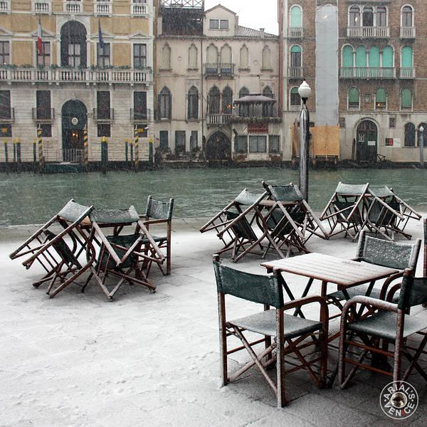 в день нашего прилёта в Венецию